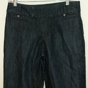 Chico's Platinum Blue Jeans Size 1